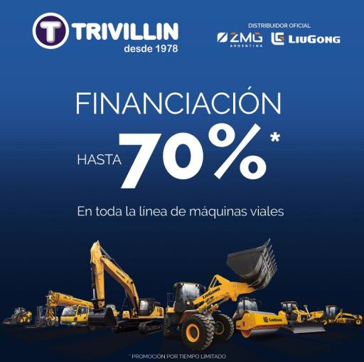 Financiación 70% - Liugong